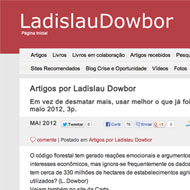 Professor Ladislau Dowbor